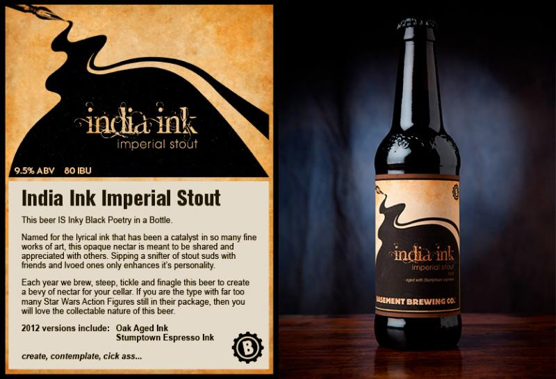 Imperial Ink Imperial Stout