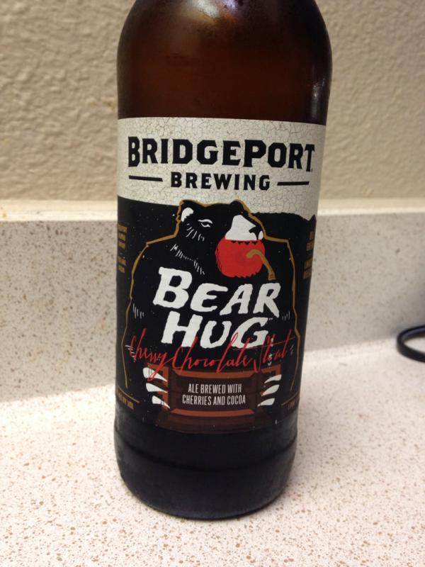Bear Hug Cherry Chocolate Stout