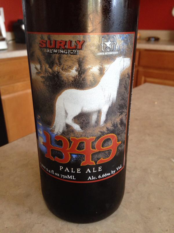 1349 Pale Ale (Collaboration with Lervig)