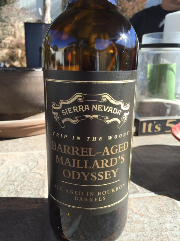 Trip In The Woods Barrel-Aged Maillard
