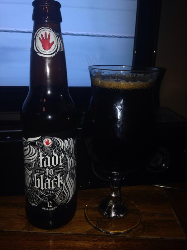 Fade To Black Volume 1 - Export stout