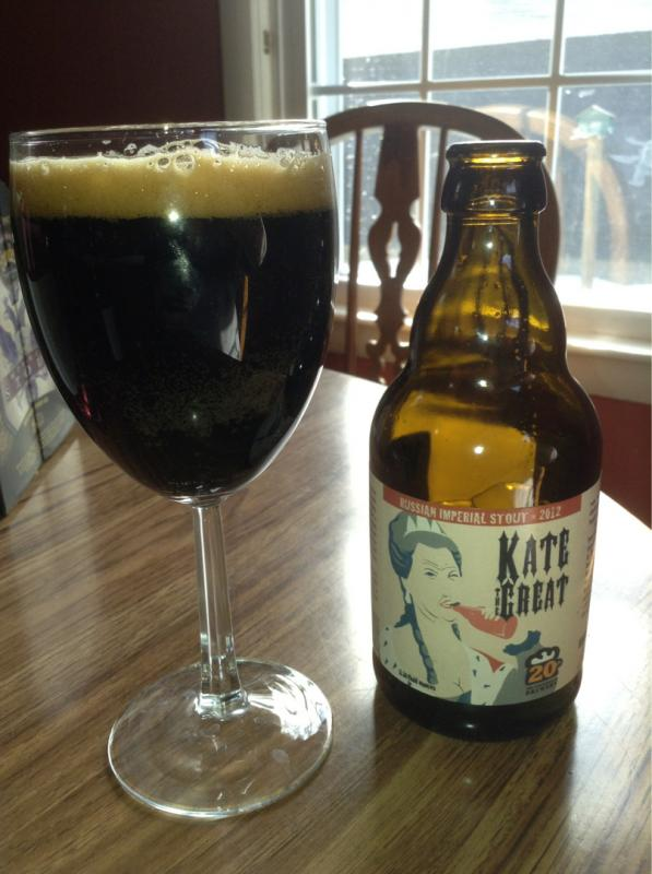 Kate The Great - Russian Imperial Stout
