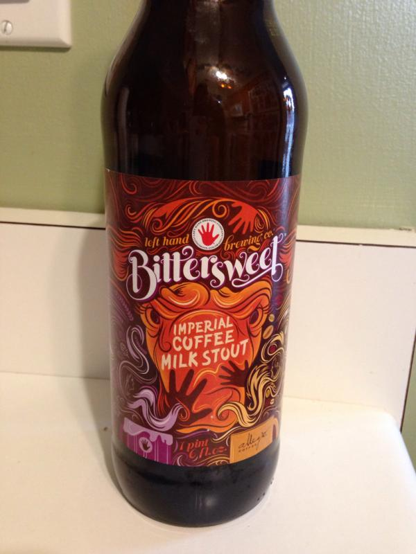 Bittersweet Imperial Coffee Milk Stout