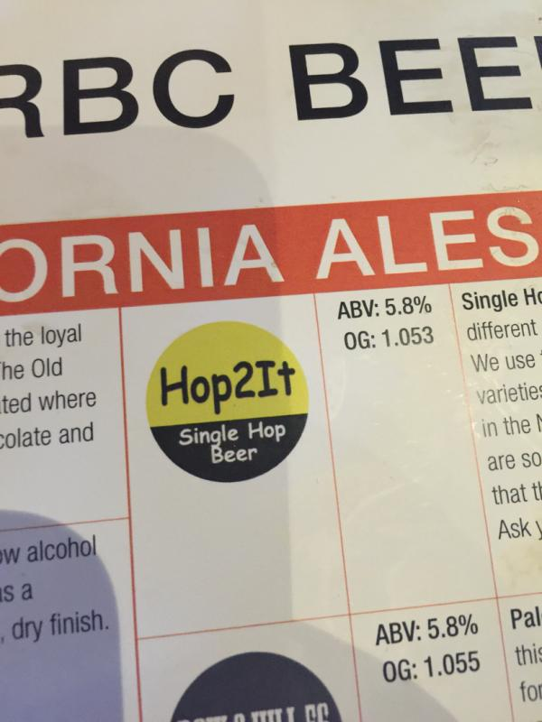 Hop 2 It (Brewer
