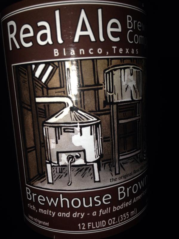 Brewhouse Brown