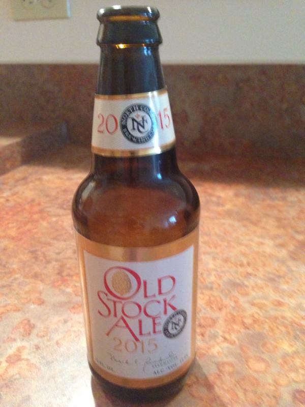 Old Stock Ale 2015