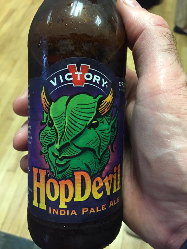 HopDevil India Pale Ale
