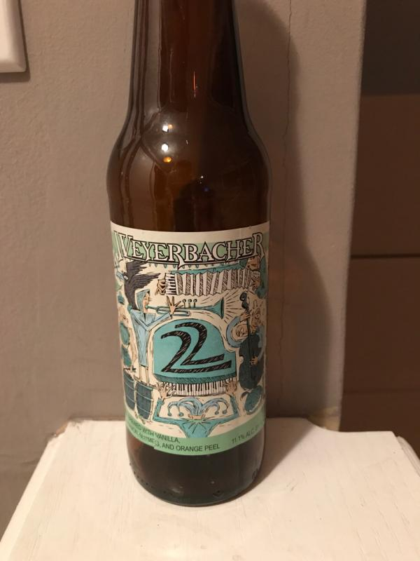 22nd Anniversary Ale