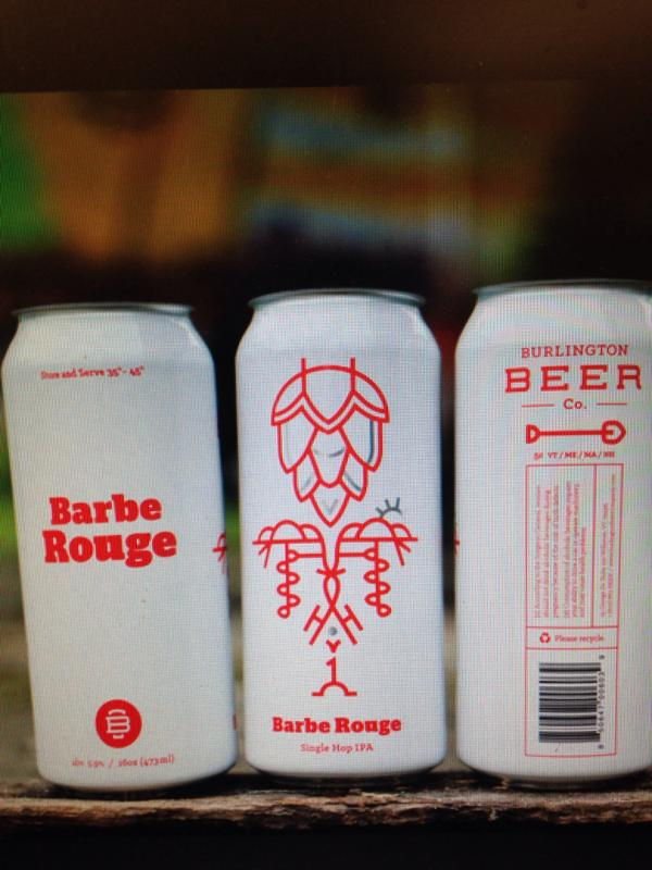 Barbe Rouge IPA
