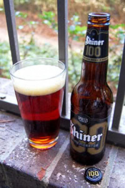 Shiner 100 Commemorator