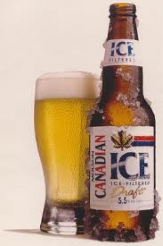 Molson Canadian Ice