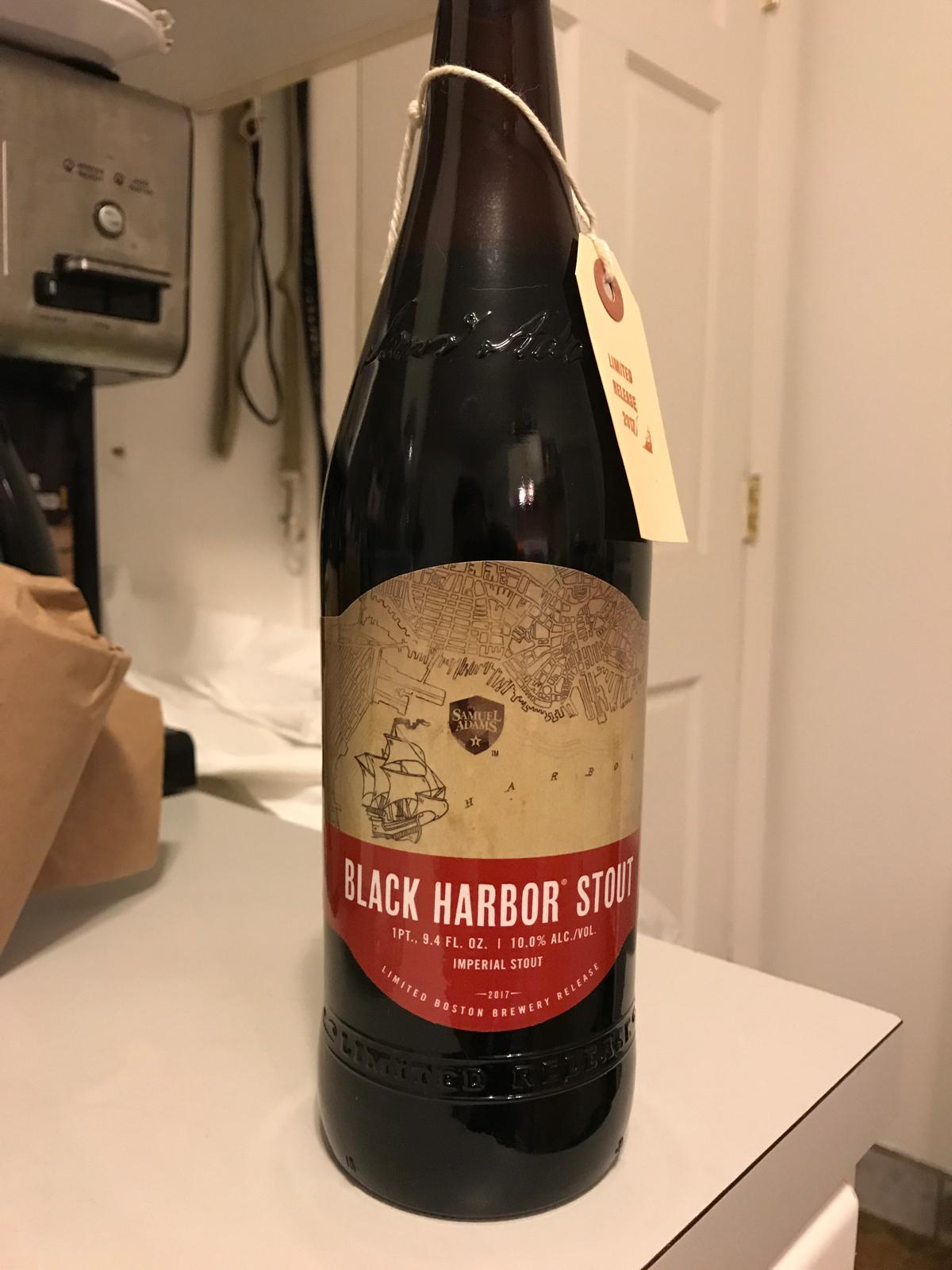 Black Harbor Stout