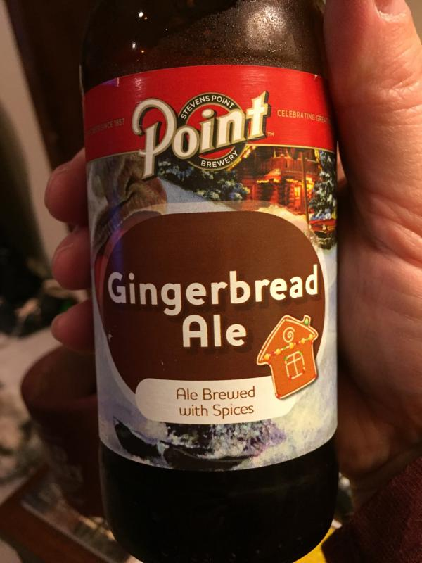 Gingerbread Ale