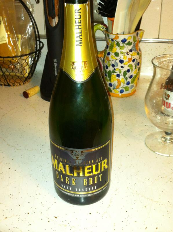 Malheur Brut Noir (Black Chocolate)