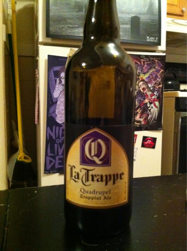 La Trappe Quadrupel Barrique (Oak Aged)