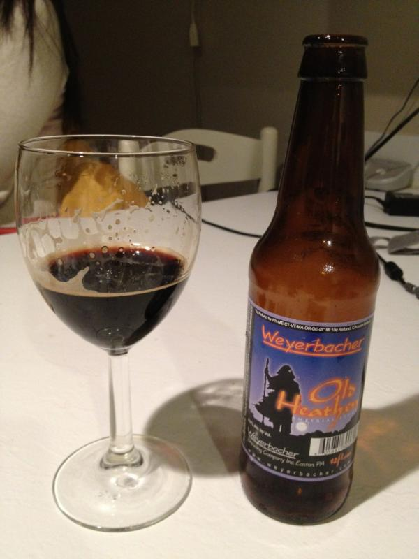 Old Heathen Imperial Stout
