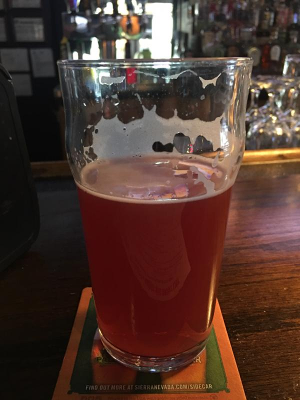 Raspberry White Ale