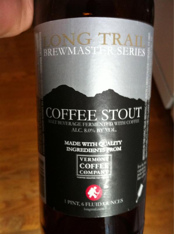 Brewmaster Series Coffee Stout