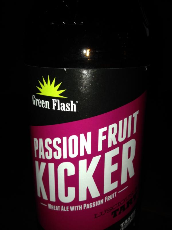 Passion Fruit Kicker