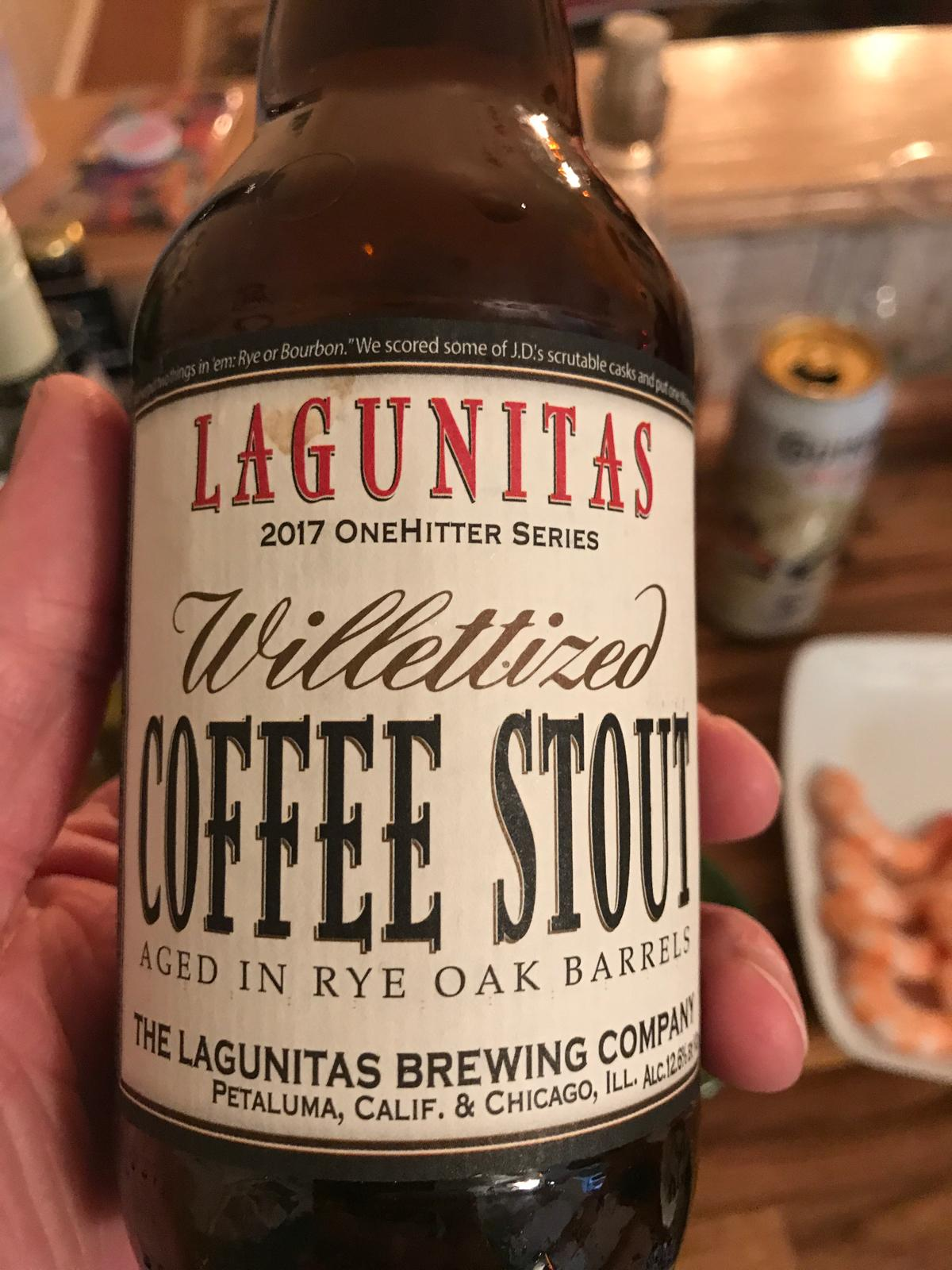 2017 Willitized Coffee Stout