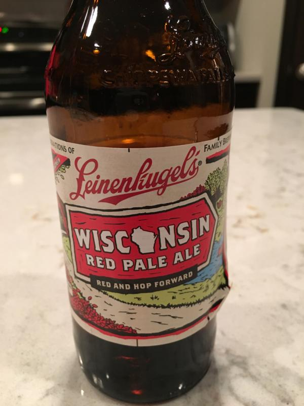 Wisconsin Red Pale Ale