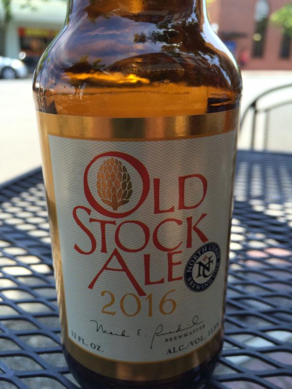 Old Stock Ale 2016