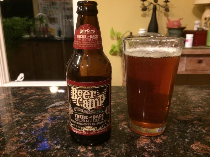 There and Back (Beer Camp - New Glarus)