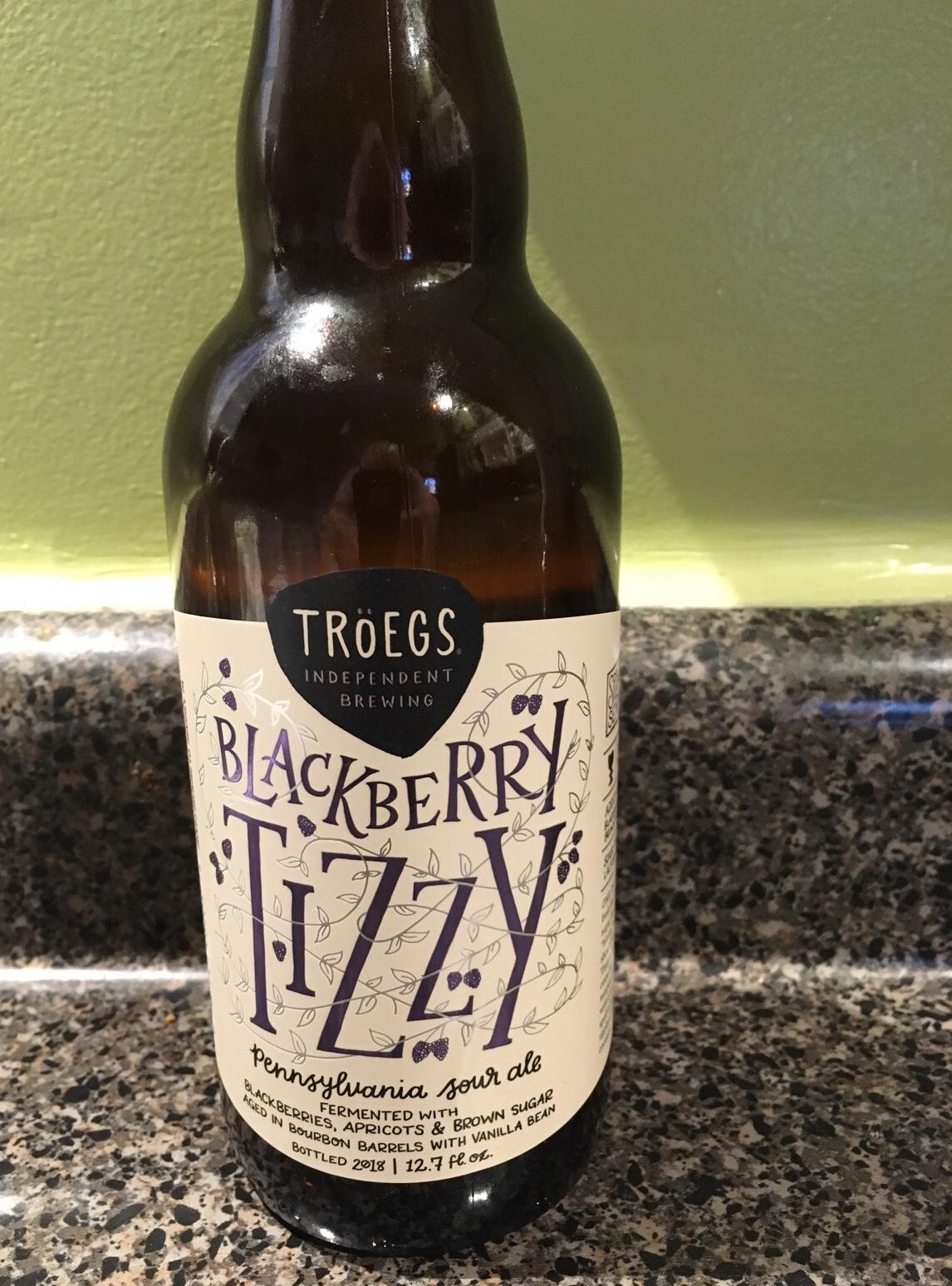 Blackberry Tizzy