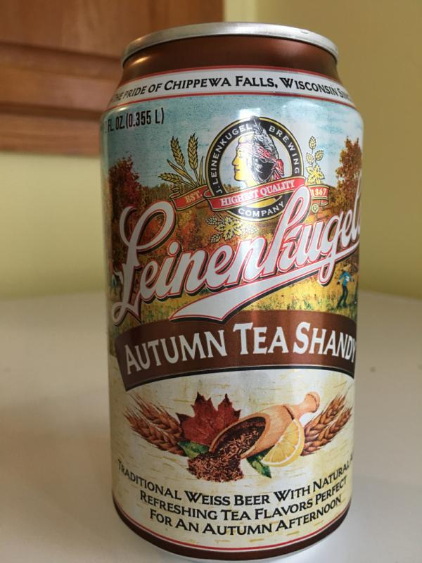 Autumn Tea Shandy