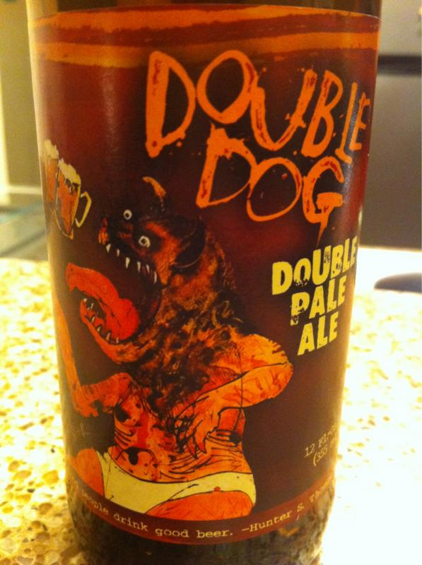 Double Dog Double Pale Ale