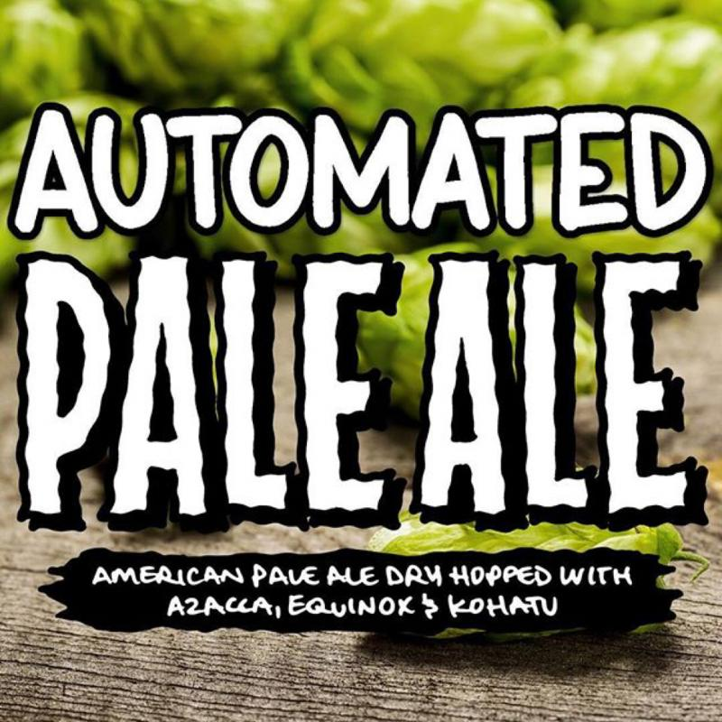 Automated Pale Ale