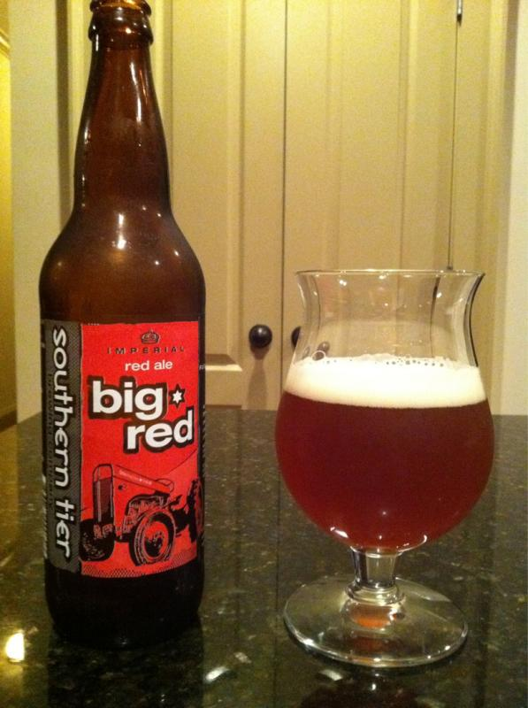 Big Red (Imperial Red)