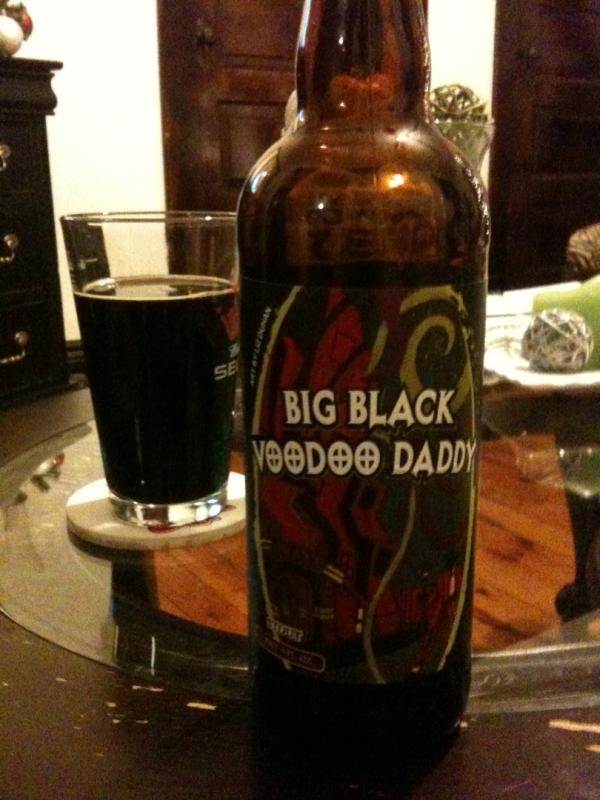 Big Black Voodoo Daddy