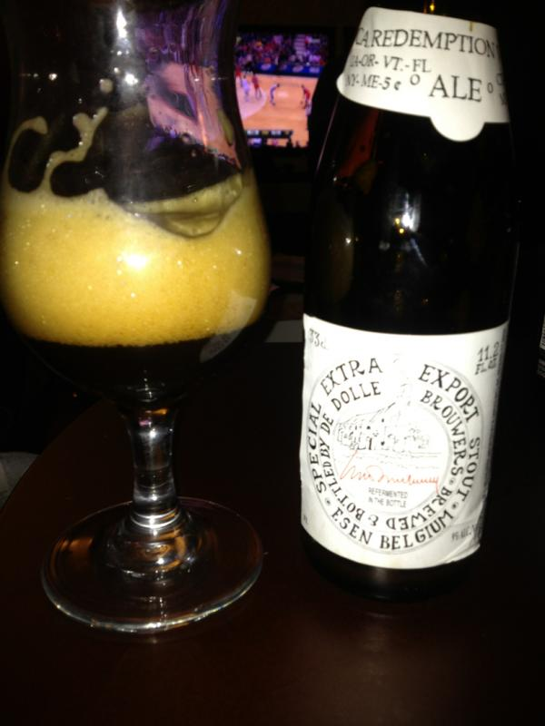 De Dolle Extra Export Stout