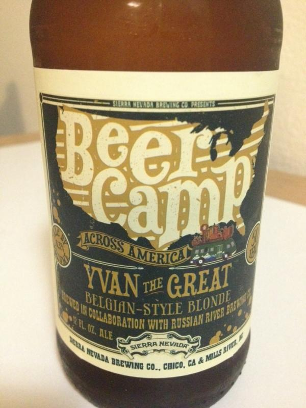 Yvan the Great (Beer Camp - Russian River)