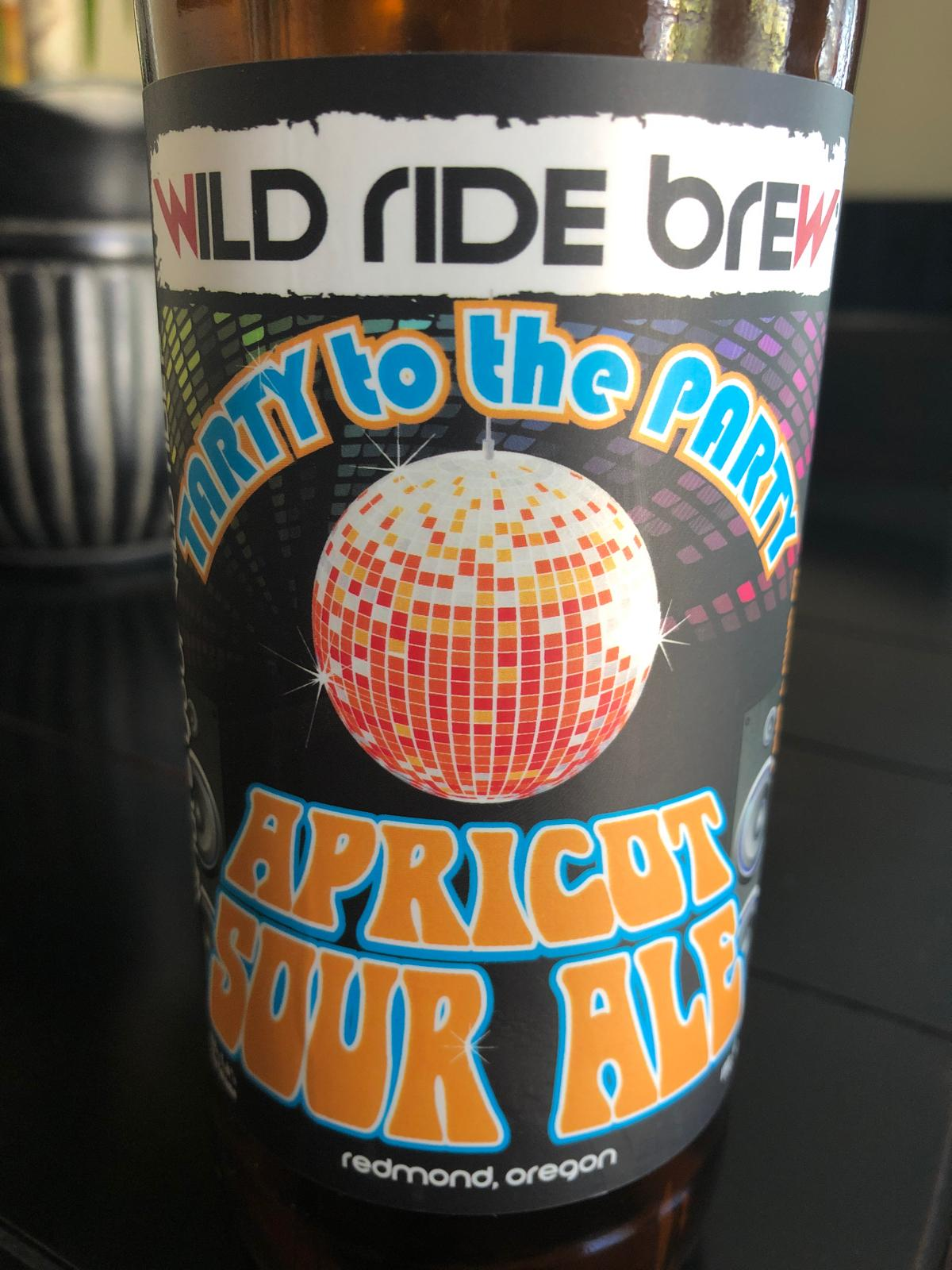 Tarty To The Party Apricot Sour Ale