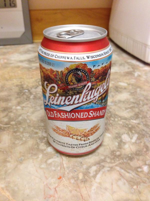 Old Fashioned Shandy