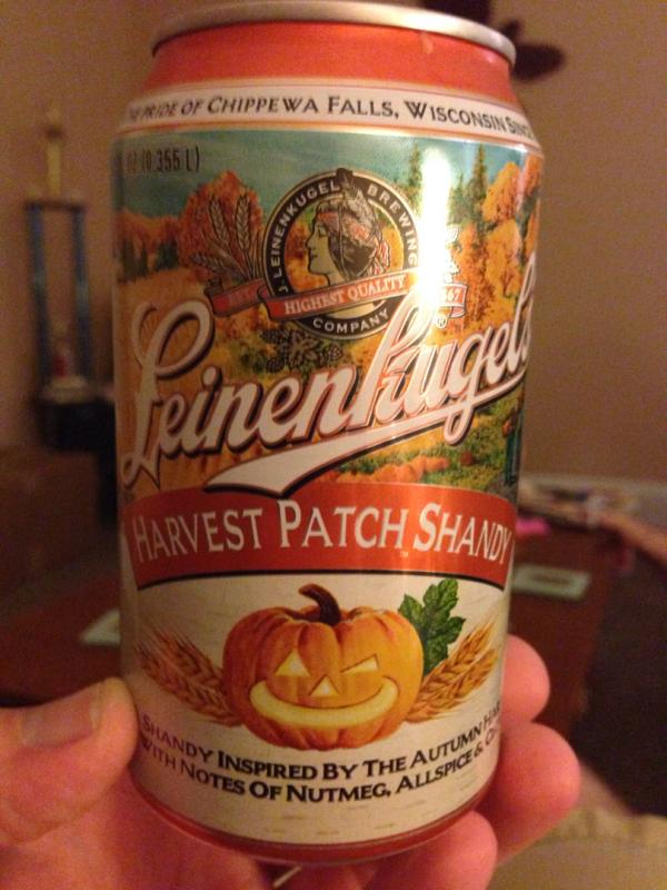 Harvest Patch Shandy