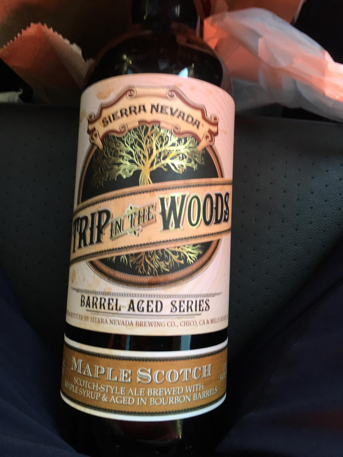 Trip In The Woods Maple Scotch