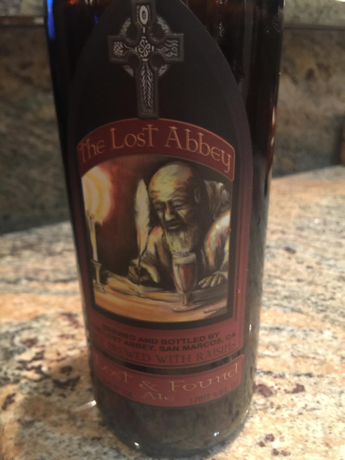 Lost & Found Abbey Ale