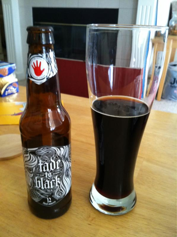 Fade To Black Volume 3 - Pepper Porter
