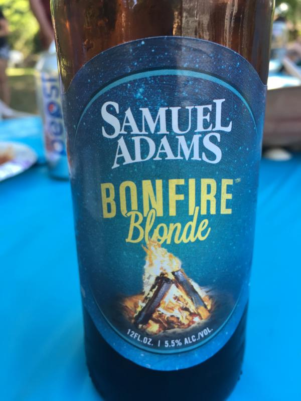 Bonfire Blonde