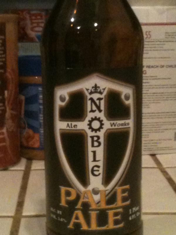 Noble Ale Works Pale Ale