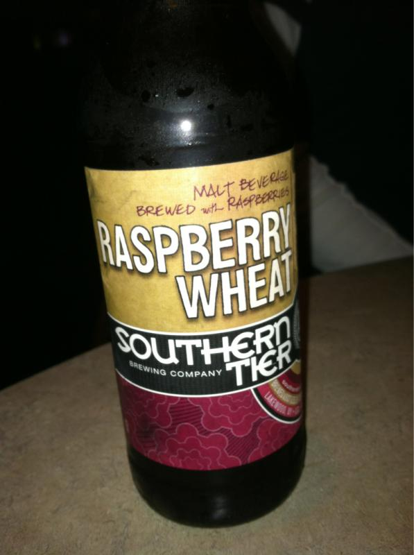 Raspberry Wheat Ale