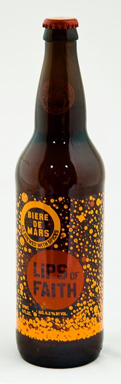 Lips Of Faith - Biere De Mars