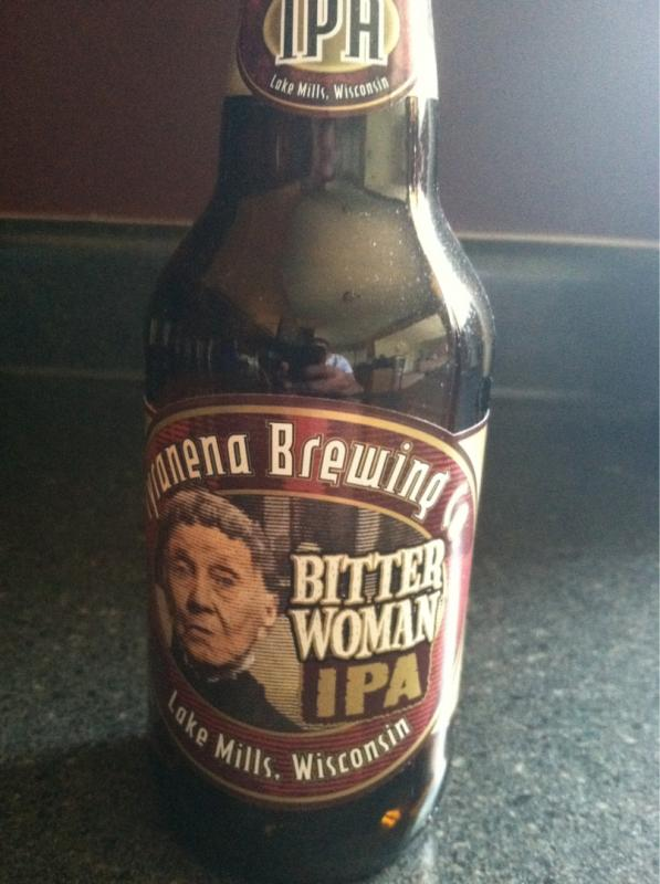 Bitter Woman India Pale Ale
