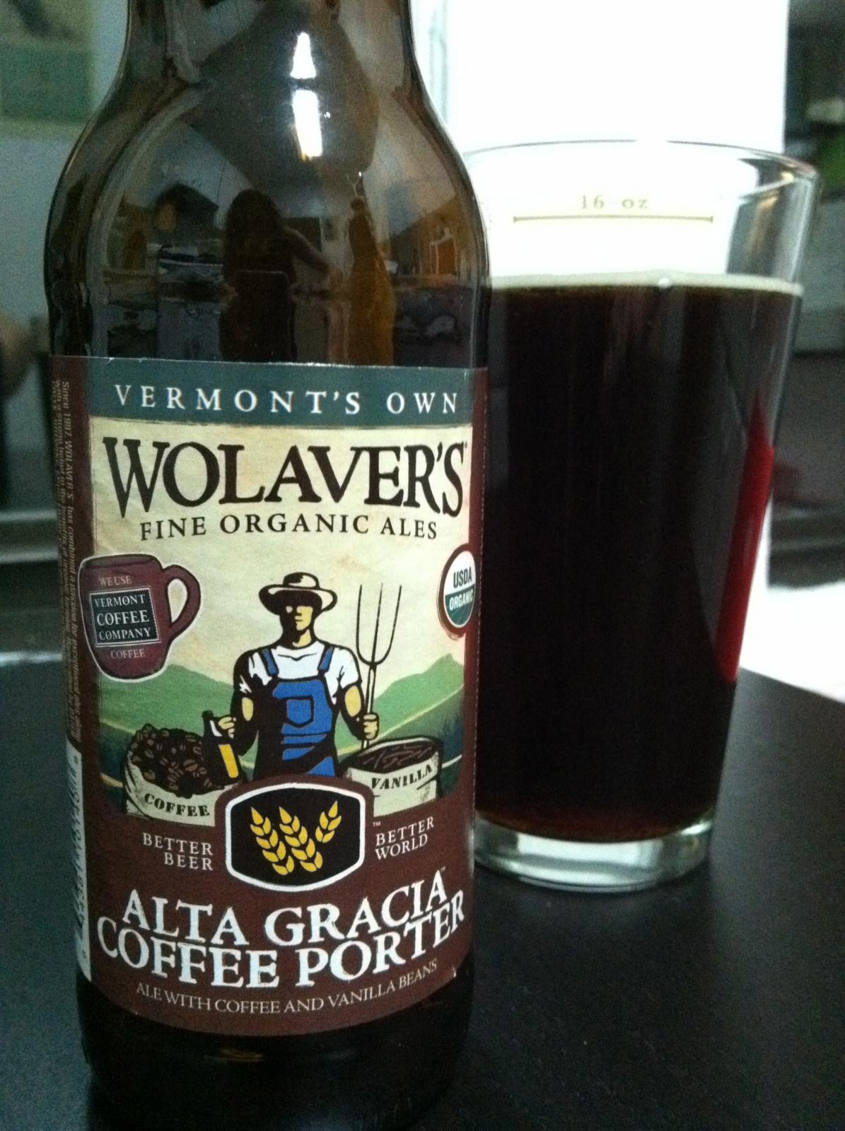 Alta Gracia Coffee Porter