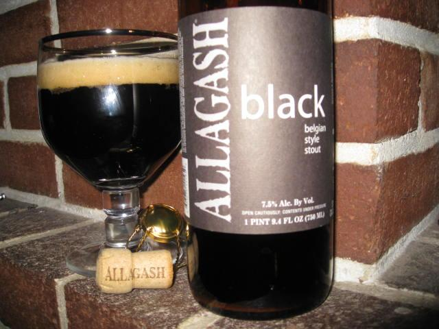 Allagash Black
