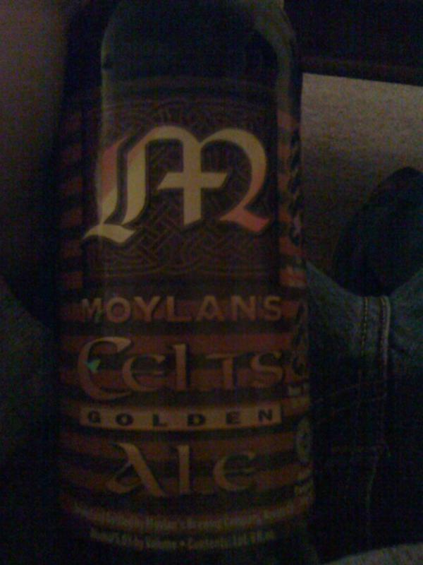 Celts Golden Ale