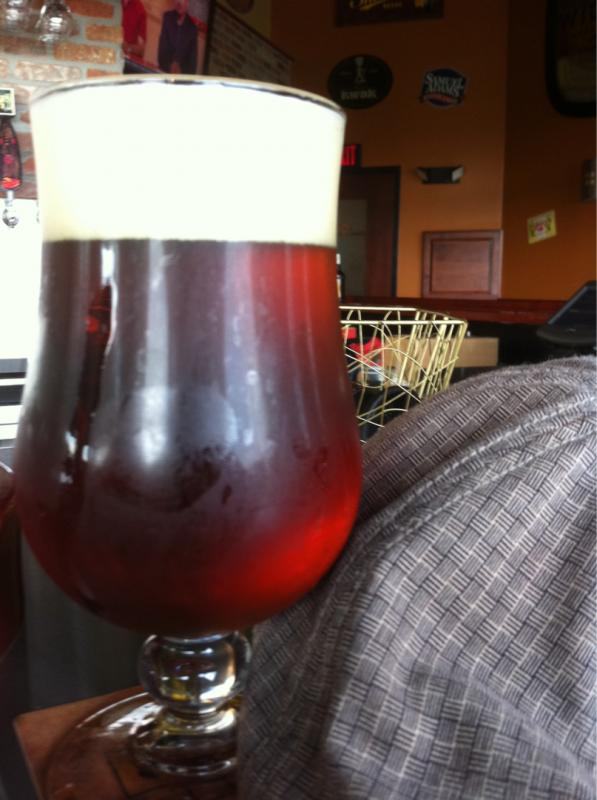 Old Guardian Barley Wine Style Ale 2008